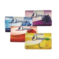 صابون لفاف دیامیس با رایحه لیمو، لاوندر، رز و آکوا