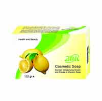 صابون آرایشی اسانس لیمو